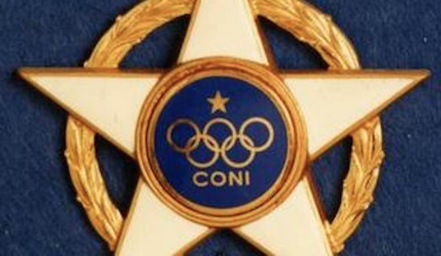 Benemerenze Sportive CONI 2017 e 2016