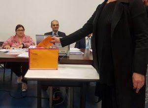 Elezioni del Presidente e del consiglio Regionale